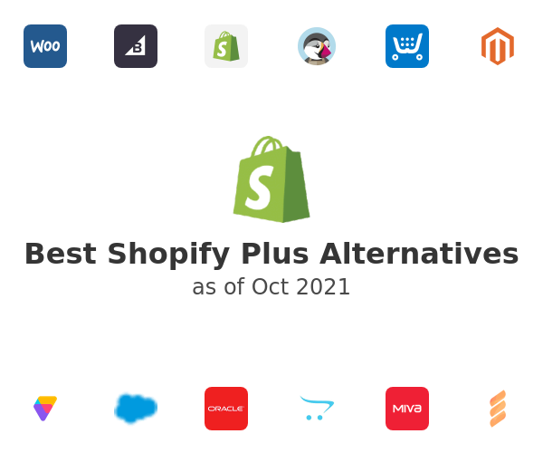 Best Shopify Plus Alternatives