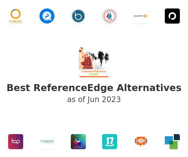 Best ReferenceEdge Alternatives