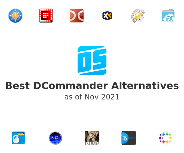 Best DCommander Alternatives