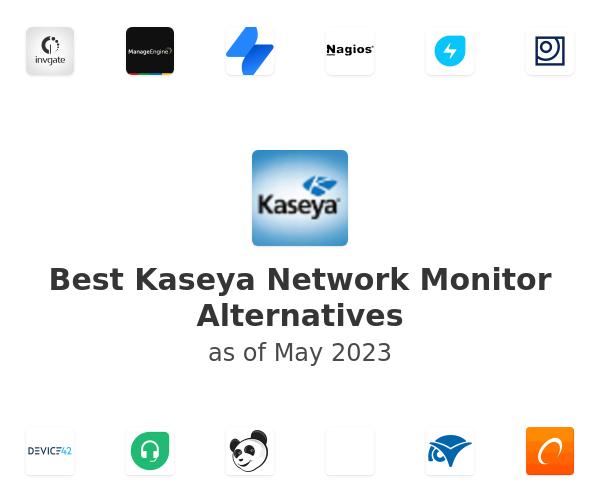 Best Kaseya Network Monitor Alternatives