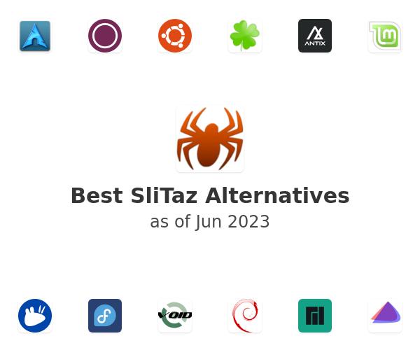 Best SliTaz Alternatives