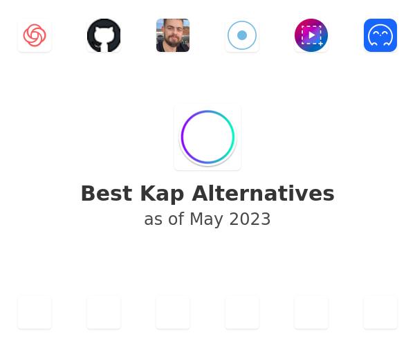Best Kap Alternatives