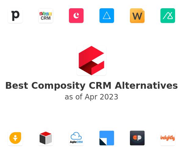 Best Composity CRM Alternatives