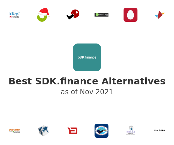 Best SDK.finance Alternatives