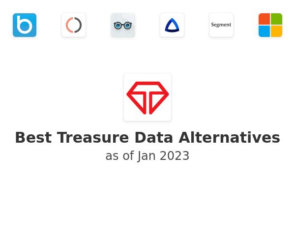 Best Treasure Data Alternatives