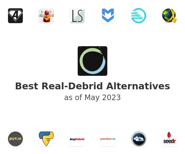 Best Real-Debrid Alternatives