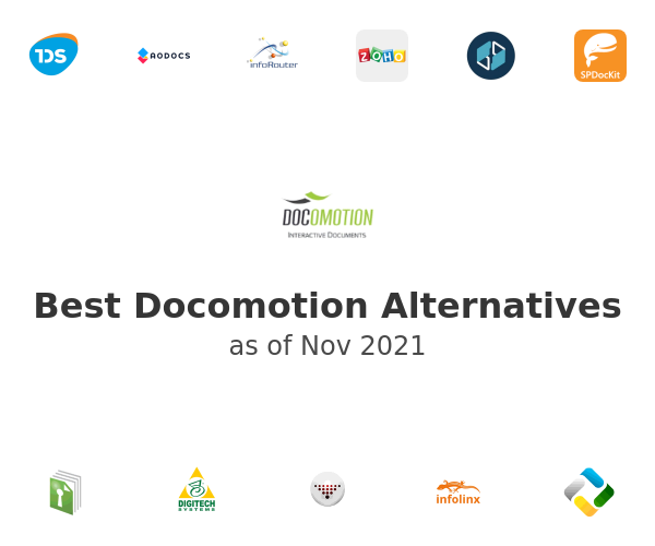Best Docomotion Alternatives