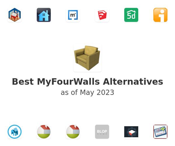 Best MyFourWalls Alternatives