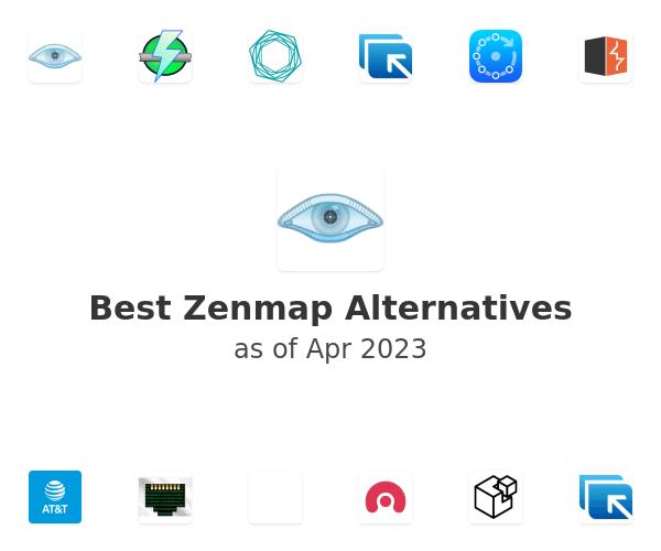 Best Zenmap Alternatives