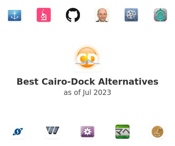 Best Cairo-Dock Alternatives