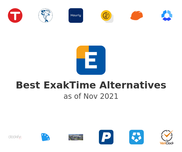 Best ExakTime Alternatives