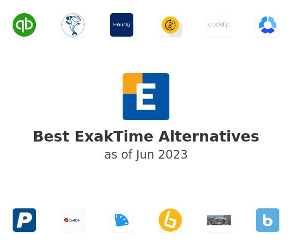 Best ExakTime Alternatives