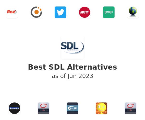 Best SDL Alternatives