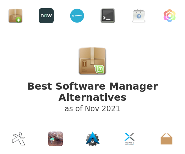 Best Software Manager Alternatives
