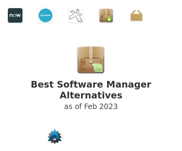 Best Software Manager Alternatives