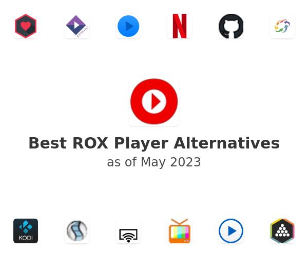 Best ROX Player Alternatives