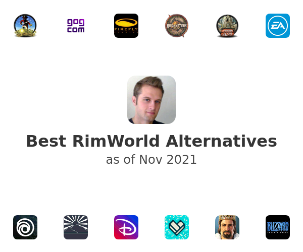 Best RimWorld Alternatives