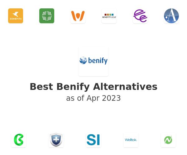 Best Benify Alternatives