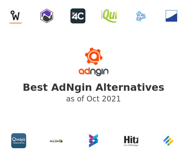 Best AdNgin Alternatives