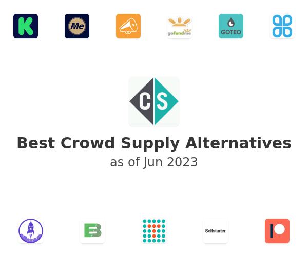 Best Crowd Supply Alternatives