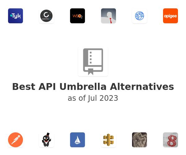 Best API Umbrella Alternatives