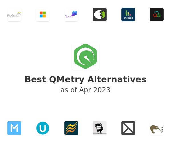 Best QMetry Alternatives