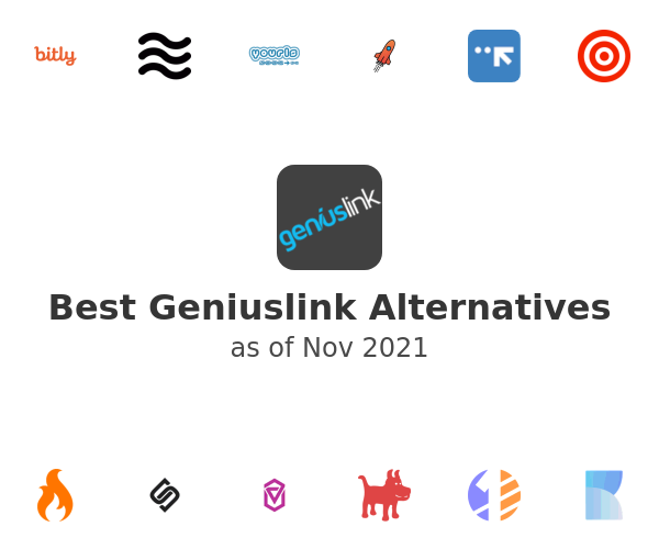 Best Geniuslink Alternatives