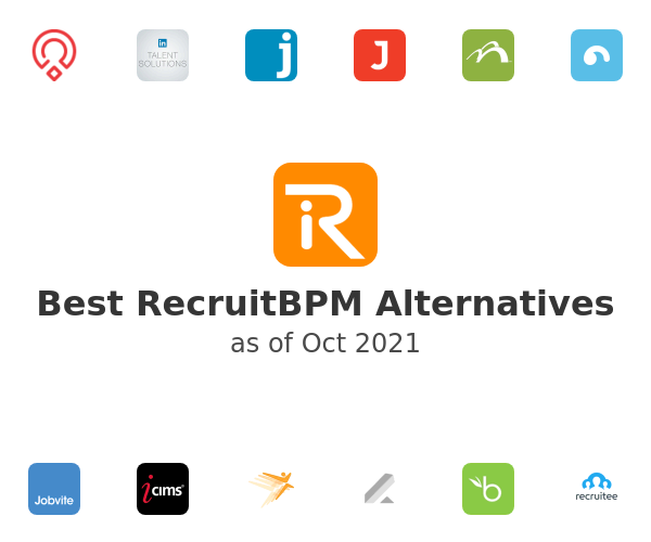 Best RecruitBPM Alternatives