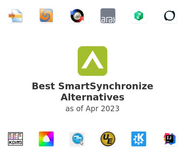Best SmartSynchronize Alternatives