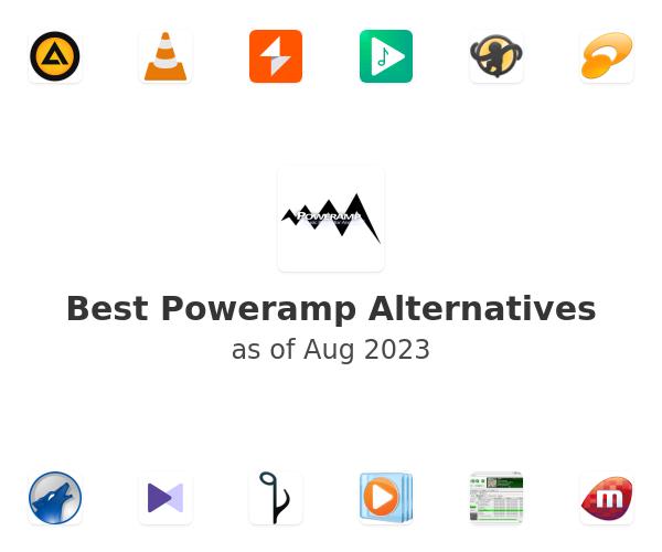 Best Poweramp Alternatives