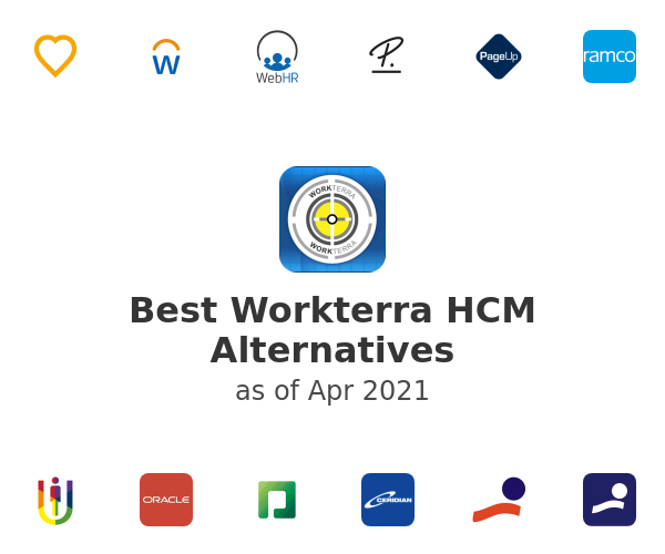 Best Workterra HCM Alternatives