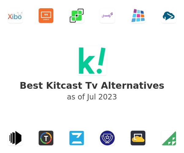 Best Kitcast Tv Alternatives