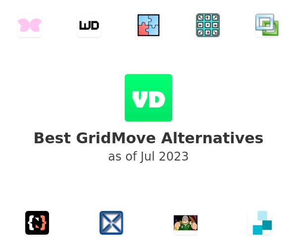 Best GridMove Alternatives