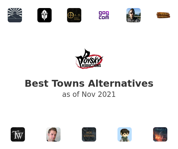 Best Towns Alternatives