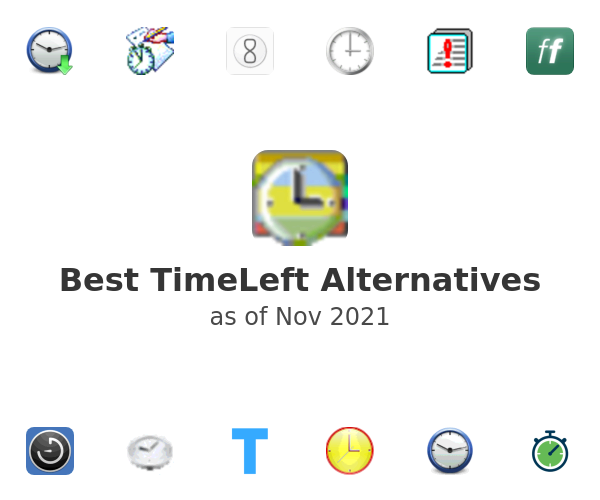 Best TimeLeft Alternatives