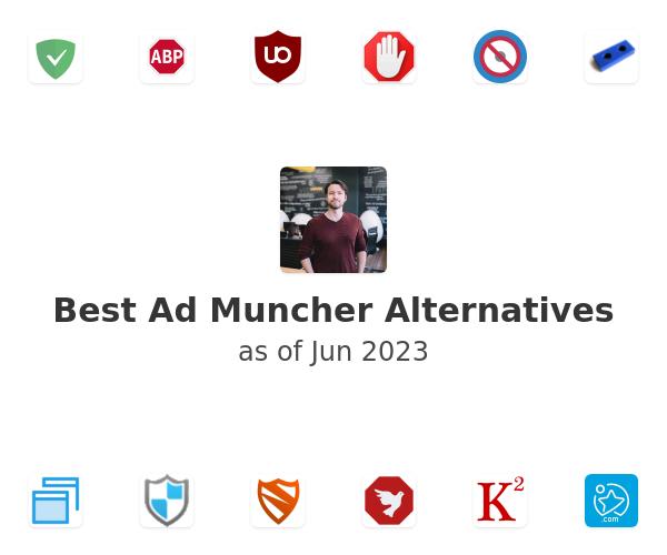 Best Ad Muncher Alternatives