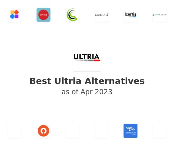 Best Ultria Alternatives