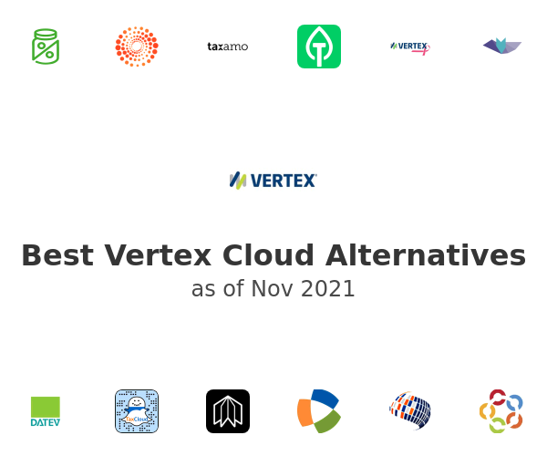 Best Vertex Cloud Alternatives