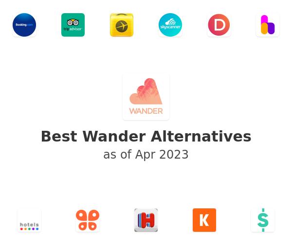 Best Wander Alternatives