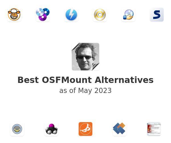 Best OSFMount Alternatives