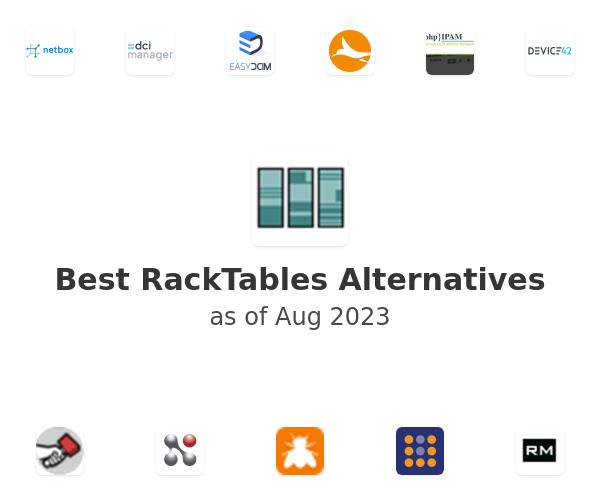 Best RackTables Alternatives