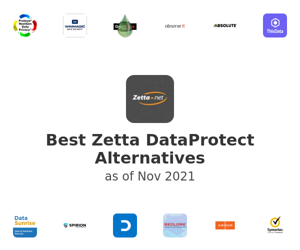 Best Zetta DataProtect Alternatives