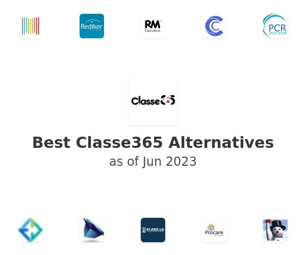Best Classe365 Alternatives
