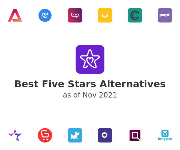 Best Five Stars Alternatives