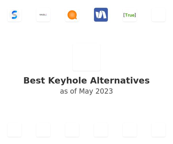 Best Keyhole Alternatives