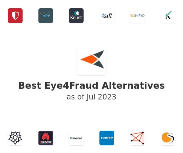 Best Eye4Fraud Alternatives