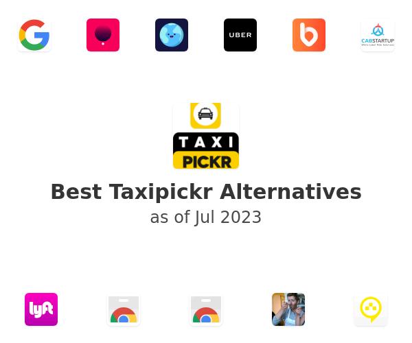 Best Taxipickr Alternatives