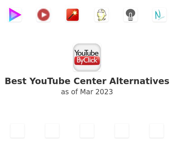 Best YouTube Center Alternatives