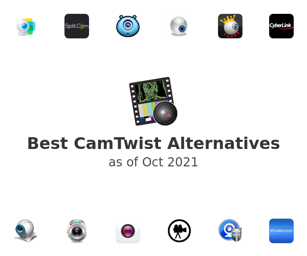 Best CamTwist Alternatives