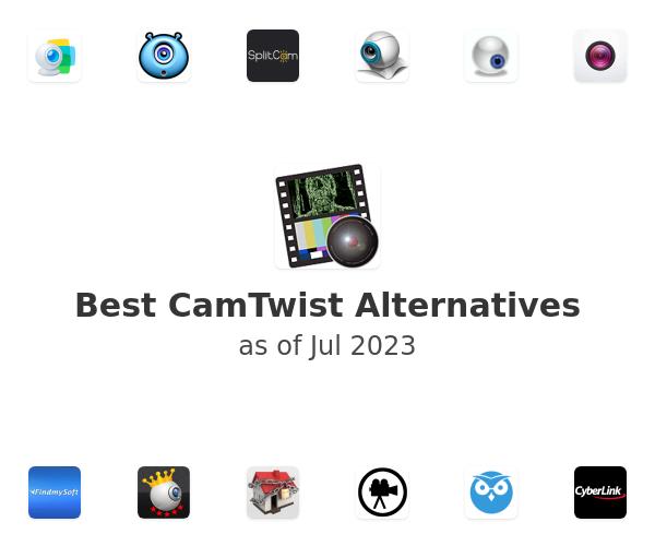 Best CamTwist Alternatives